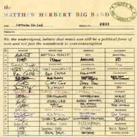 THE MATTHEW HERBERT BIG BAND / THERE'S ME AND THERE'S YOU