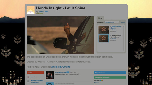 Insight - Let It Shine on Vimeo -